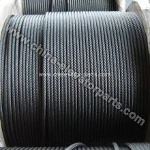 Elevator Steel Wire Rope 8x19S